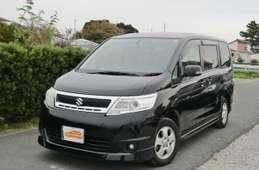 Suzuki Landy 2009