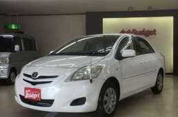 Toyota Belta 2007