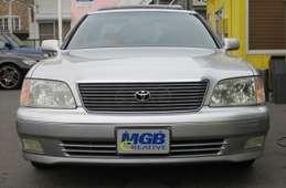 Toyota Celsior 1998