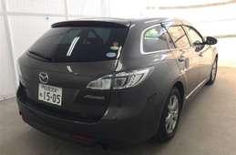 Mazda Atenza 2012