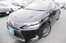 Toyota Lexus HS 2013