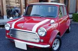 Rover Mini 2001