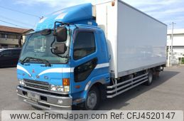 Mitsubishi Fuso Fighter 1999