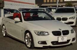 BMW 3 Series Cabrioret 2010