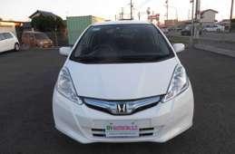 Honda Fit Hybrid 2012