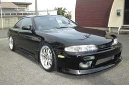 Nissan Silvia 1994