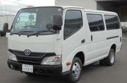Toyota Toyoace Root Van 2011