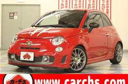Fiat Abarth 2011