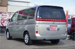 Nissan Elgrand 2004