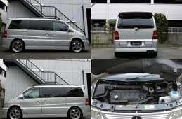 Mercedes-Benz V-Class 2000