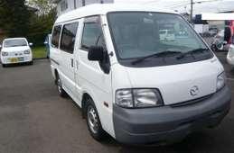 Mazda Bongo Van 2008