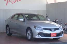 Toyota Mark X 2016