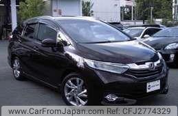 Honda Shuttle Hybrid 2015