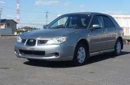 Subaru Impreza Sportswagon 2006