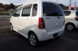 Suzuki Wagon R Solio 2002