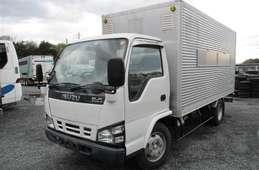 Isuzu Elf Truck 2005