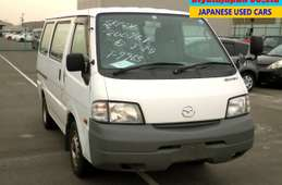 Mazda Bongo Van 2012