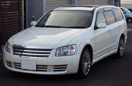 Nissan Stagea 2004