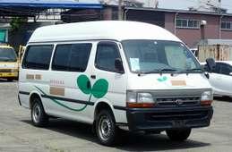 Toyota Hiace Commuter 2003