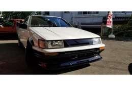 Toyota Corolla Levin 1984