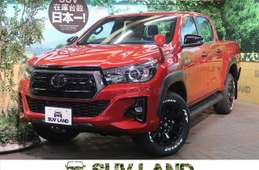 Toyota HILUXZ BLACK RALLY EDITION 2019