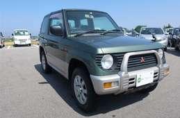 Mitsubishi Pajero Mini 1997