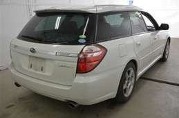 Subaru Legacy Touring Wagon 2008