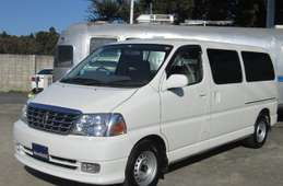 Toyota Grand Hiace 2003