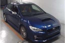 Subaru Impreza Wrx 2016
