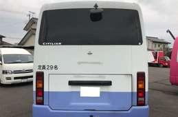 Nissan Civilian Bus 2001