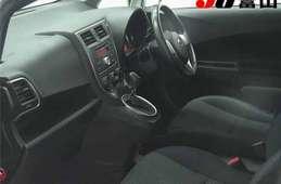 Subaru Trezia 2012