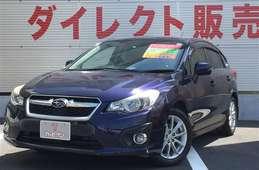 Subaru Impreza Sportswagon 2012
