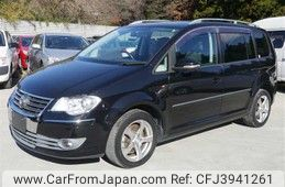 Volkswagen Golf Touran 2009