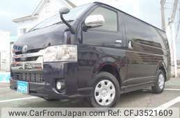 Used Toyota Hiace Van 2018 For Sale | CAR FROM JAPAN