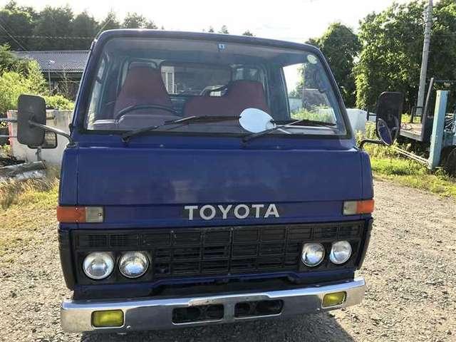 Used Toyota Dyna Truck 1982  Apr Bu20