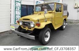 Toyota Land Cruiser 40 1977