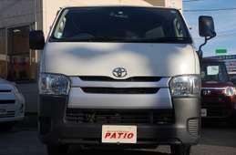 Toyota Regiusace Van 2015