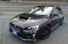Subaru Wrx Sti 2016