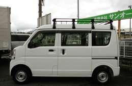 Mitsubishi Minicab Van 2018