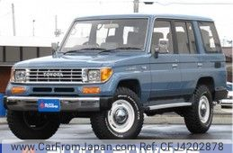Toyota Land Cruiser Prado 1991