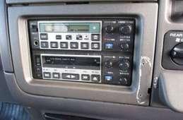 Nissan Civilian Bus 1996