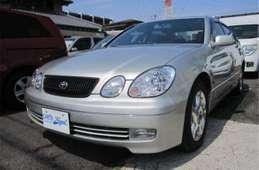 Toyota Aristo 1999