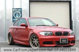 BMW 1 Series Coupe 2009