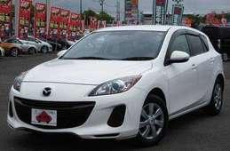 Mazda Axela 2012