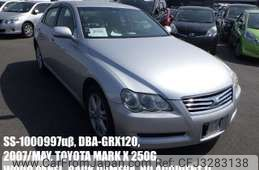 Toyota Mark X 2007