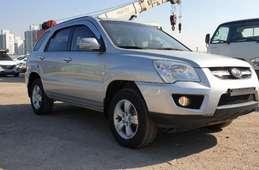 Kia Motors Sportage 2008