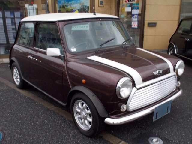 Used Rover Mini 1998dec Saxxn Naxkwd161162 In Good Condition For