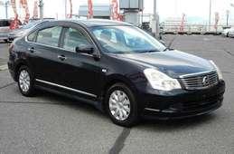 Nissan Bluebird Sylphy 2007