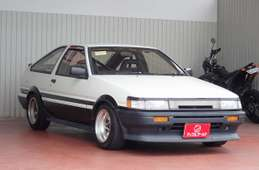 Japanese Used Toyota Corolla Levin  Best Value for Money