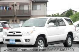 Toyota Hilux Surf 2007